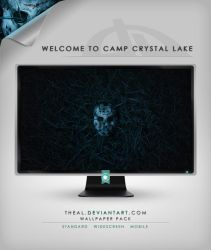 Welcome to Camp Crystal Lake by TheAL