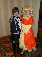 Black Butler Anime USA 2013 by bumac