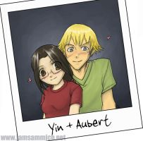 Photograph Yin and Aubert by sammich