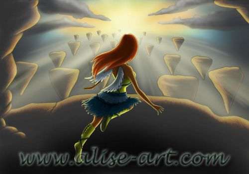 Your way by Alise-Art