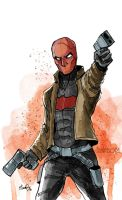 Red Hood by artesora