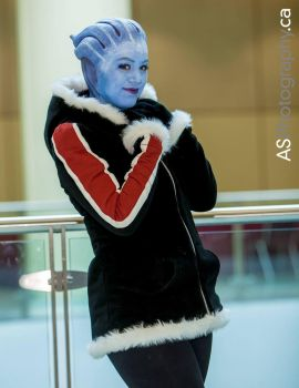 Winter Liara by Olivias-Atelier