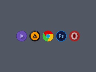 5 icons by creatiVe5