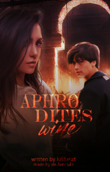 Aphrodites Wine / Wattpad Book Cover 38 by sahlimamat