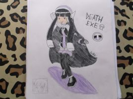 RQ#3 Death.EXE by WritingwithHearts