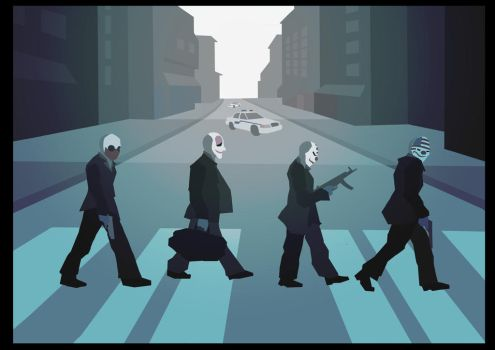 Payday on Abbey Road by lukacuki