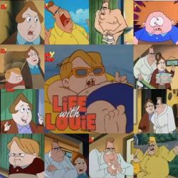 Life with Louie printscreens by RogerisedDreams