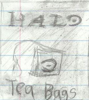 Halo brand Teabags by cerberus144