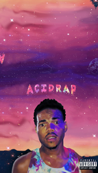 Chance The Rapper Acid Rap IPhone 6 Wallpaper By Grahamglover On