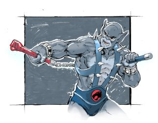 Panthro by glovestudios