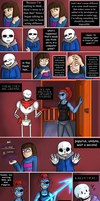 Window Of Reality - Page 13 Chapter 1 by Nera789