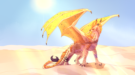 Acacia [Commission] by eagleclaw6089