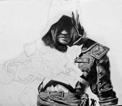 WIP ASSASSIN CREED by Neveramez