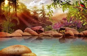 Premade  background 87 by lifeblue