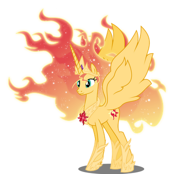 Sunset Shimmer (1000+ years) by Orin331