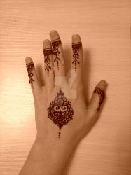 Mehendi by Verachana