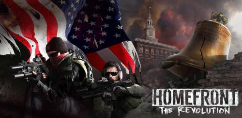 Homefront the Revolution art contest entry by Undercurrent-32