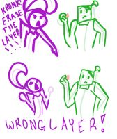 Wrong Layer by Smeagol125