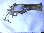 Depezador Prime Super Rework But It Has Gold Now by HaruAxeman