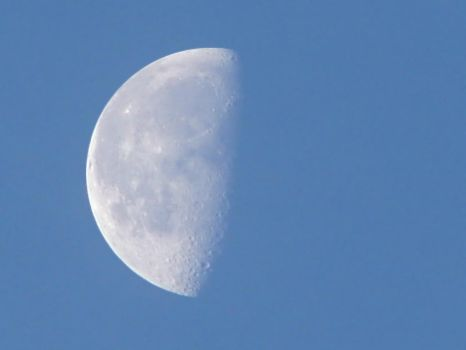 My Old Friend, the Moon by FantasyStock