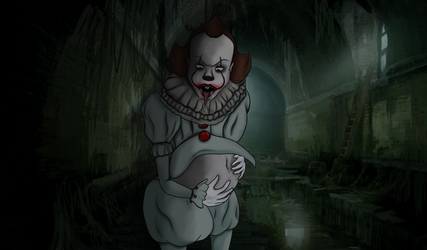Pennywise vore 4 by TvCrip05
