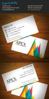 Apex Corporate Identity by KaixerGroup