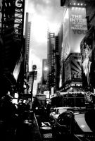 TIMES SQUARE II by y2jabba