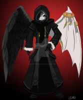 Mabinogi Commission Full body Complete by PixelDragonCreations