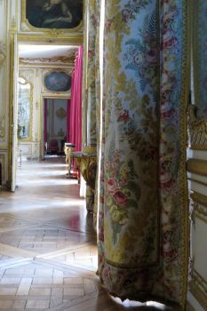 Versailles curtains by MysteriousMaemi