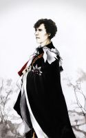 The current king of England - Sherlock Holmes by Mi-caw-ber