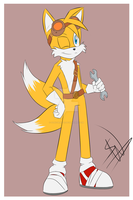 Sonic Boom: Tails by SonicWind-01