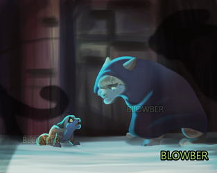 Where is your mother by blowber
