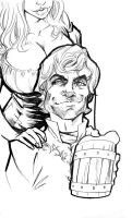Tyrion the BAMF by AdamWithers
