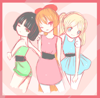 Power Puff by ixh