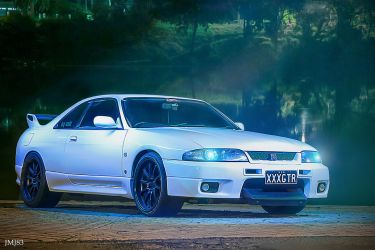 Nissan Skyline GTR by JMJ83