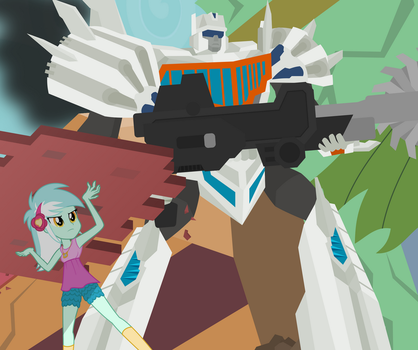 Wreckers One and All (COMMISH) by Trail-Grazer
