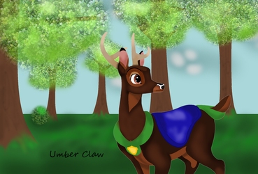 Umber Claw by blinkingstarBS