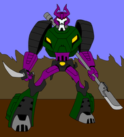 Bludgeon Animated by phantomhunter