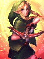 Linkle! by bellhenge