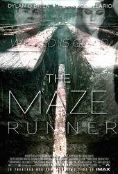The Maze Runner Movie Poster by 4thElementGraphics