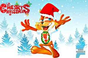 A Merry Bubsy Christmas by BlackIndian36