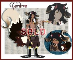 Male Gardrea AUCTION : CLOSED by Tammi-Adopts