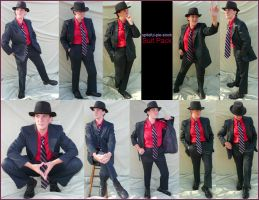 Suit Stock by Spiteful-Pie-Stock