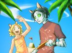 Summer Time by animon