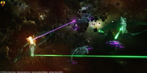 Dominion War - Romulan Factor by Euderion