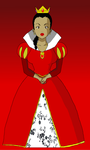 Queen Rose The Beautiful Queen of Rosaceae Kingdom by BlackPrincess21