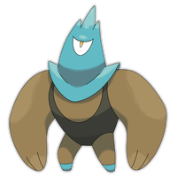Muscullar, Buff Star Fakemon