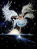 Dance on The River Star by The-RBT-Designer