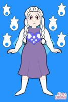 UT!Toriel by CrystalSailorMoon