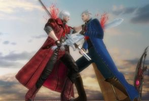 The Legacy of Sparda by Dante-564